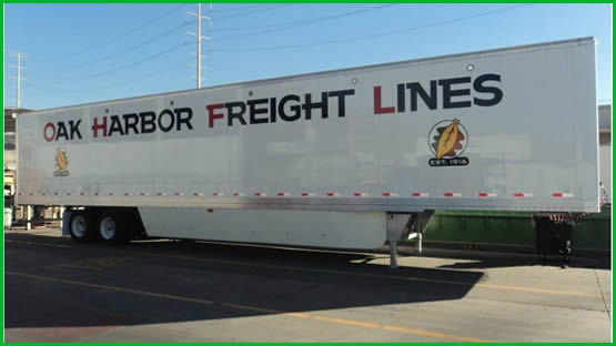 Fleet Graphics and Truck Signage 1 0f 21