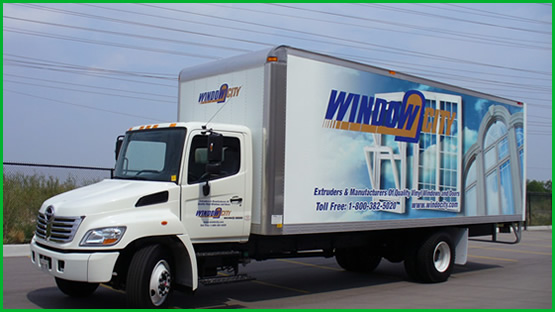 Fleet Graphics and Truck Signage 7 0f 21