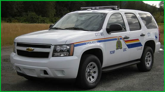 Police and Emergency Vehicle Graphics