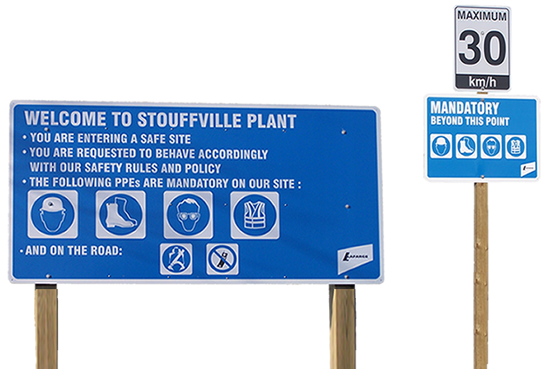 Looking For Custom Safety Signage?